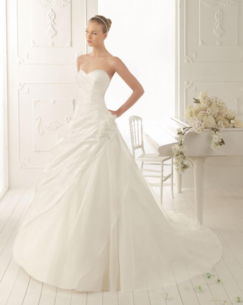 Conservar vestido de novia