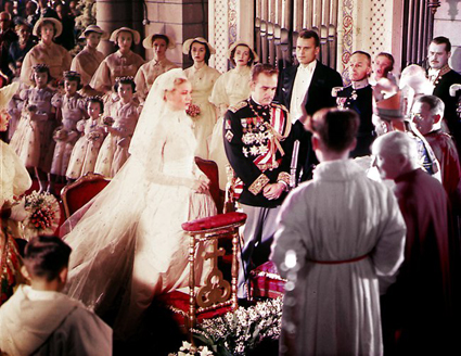 boda Grace Kelly