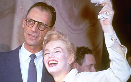 boda Marilyn Monroe Arthur Miller 2
