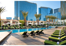 luna miel las vegas pool panorama view 2