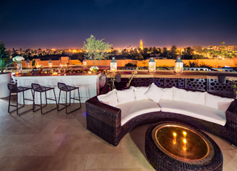 Delano, Marrakech, Photo by Alan Keohane
