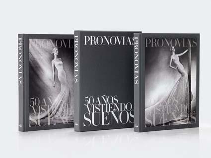 noticias libro Pronovias