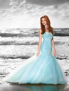 vestido Ariel de Alfred Angelo