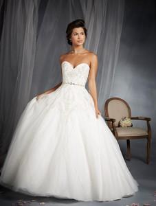 vestido Tiana de Alfred Angelo
