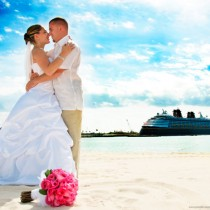 boda en crucero