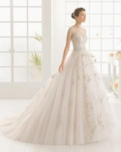 vestido de novia Monaco 2016