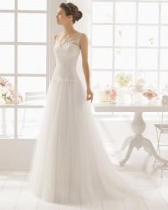 vestido de novia Malasia 2016