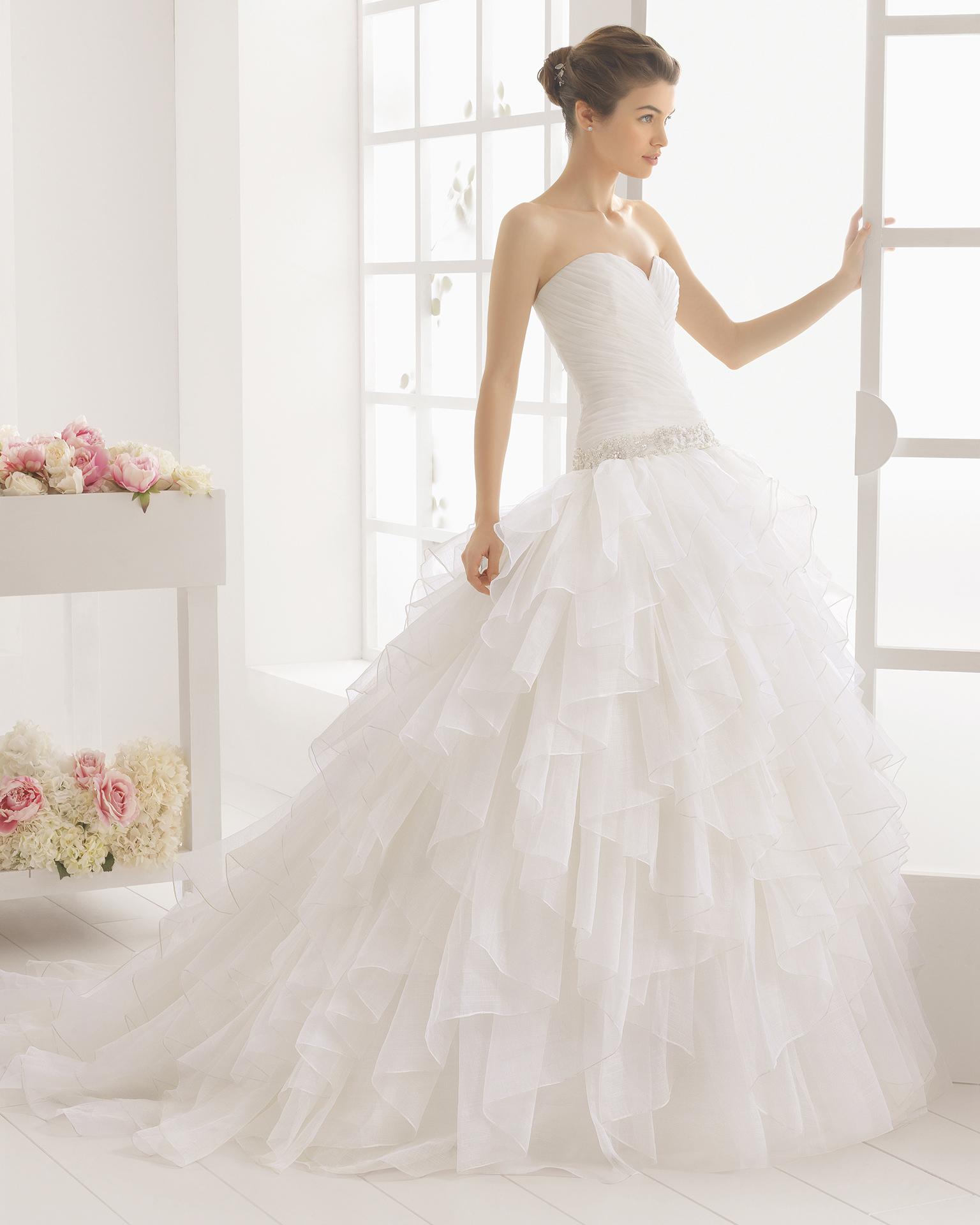 Tienda de vestidos de novia aire barcelona