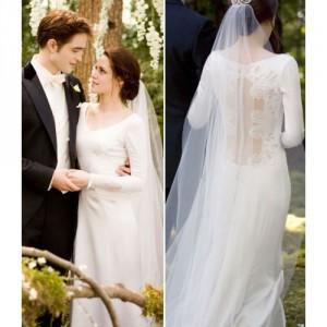 vestido de novia Crepusculo