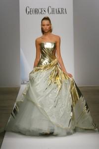 vestido de novia de Gossip Girl