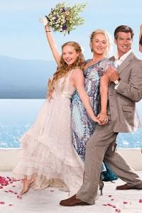 vestido de novia de Mamma Mia