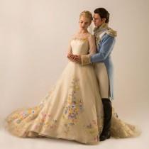 vestido novia Cenicienta