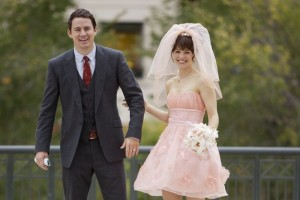 vestido de novia Todos los días de mi vida