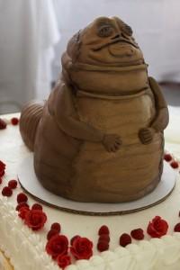 tarta nupcial Star Wars 3