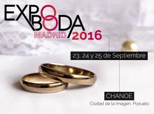 ExpoBoda Madrid 2016